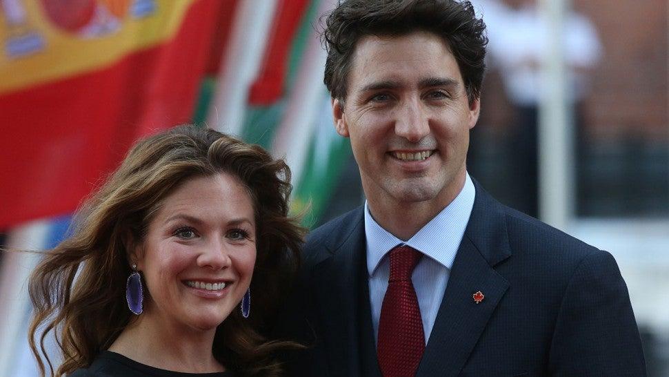 კანადის პრემიერ-მინისტრის მეუღლე ...